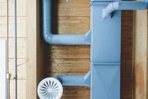 Ilmalämpöpumppu ja poistoilmalämpöpumppu on tarkoitettu käytettäväksi suurten kiinteistöjen lämmitykseen ja viilentämiseen.