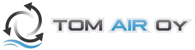 Tom Air Oy - logo